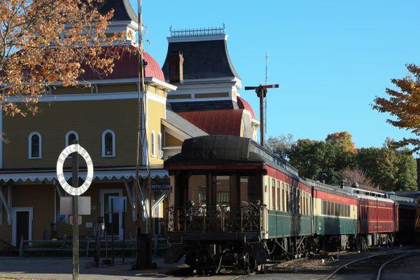Classic Americana Railway Station thumbnail