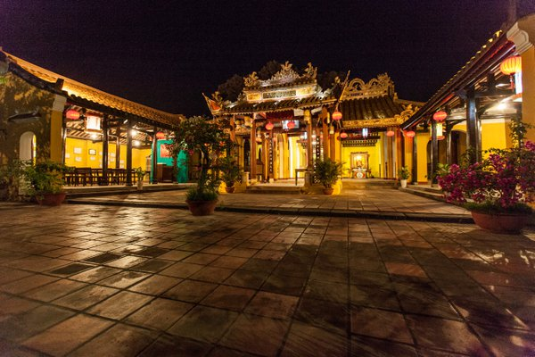 Temple in Hoi An, Vietnam thumbnail