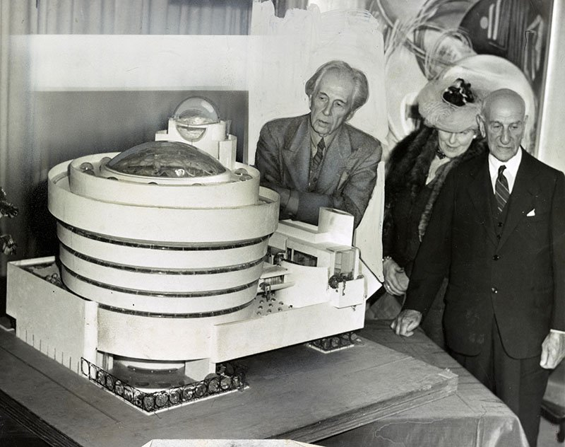 How New York Made Frank Lloyd Wright a Starchitect