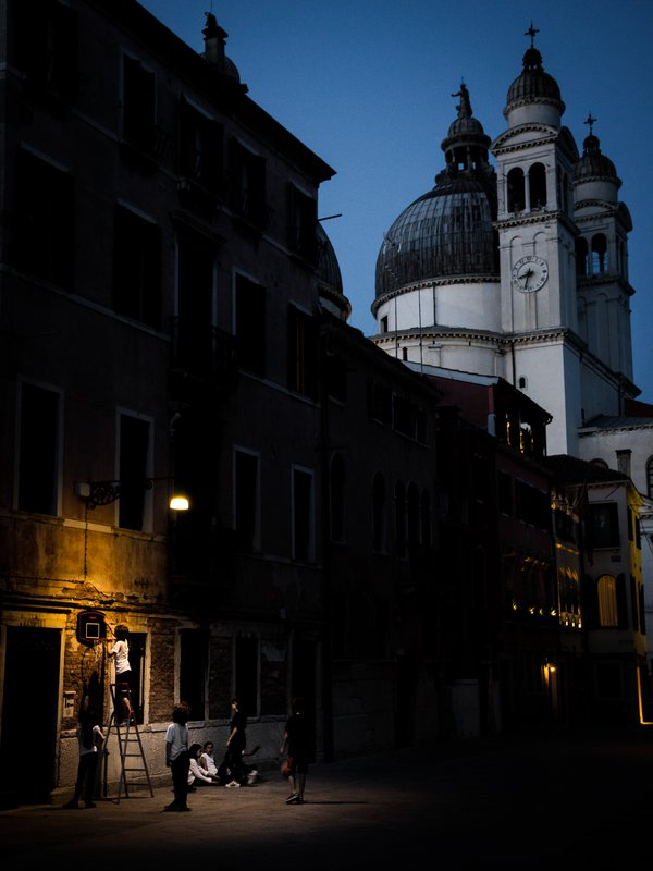 Evening in Venice thumbnail