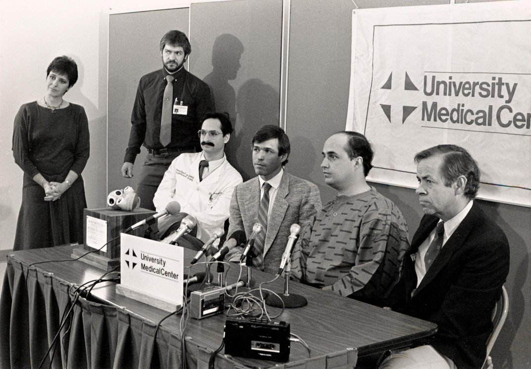 Thirty Years Ago, an Artificial Heart Helped Save a Grocery Store Manager