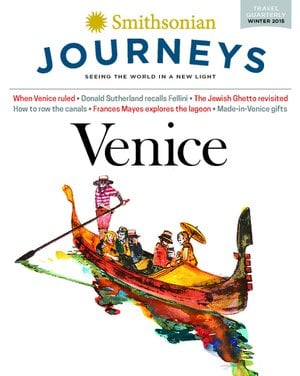 Preview thumbnail for This article is a selection from our Smithsonian Journeys Travel Quarterly Venice Issue