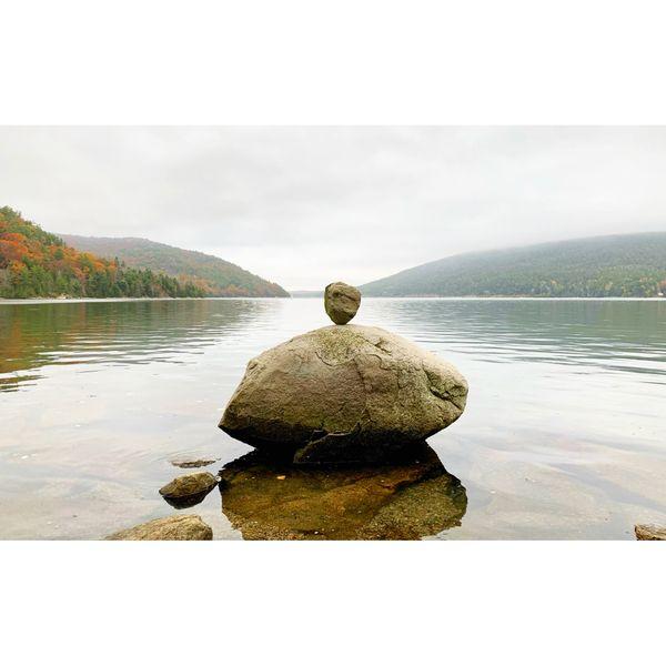 Balance, Acadia National Park thumbnail