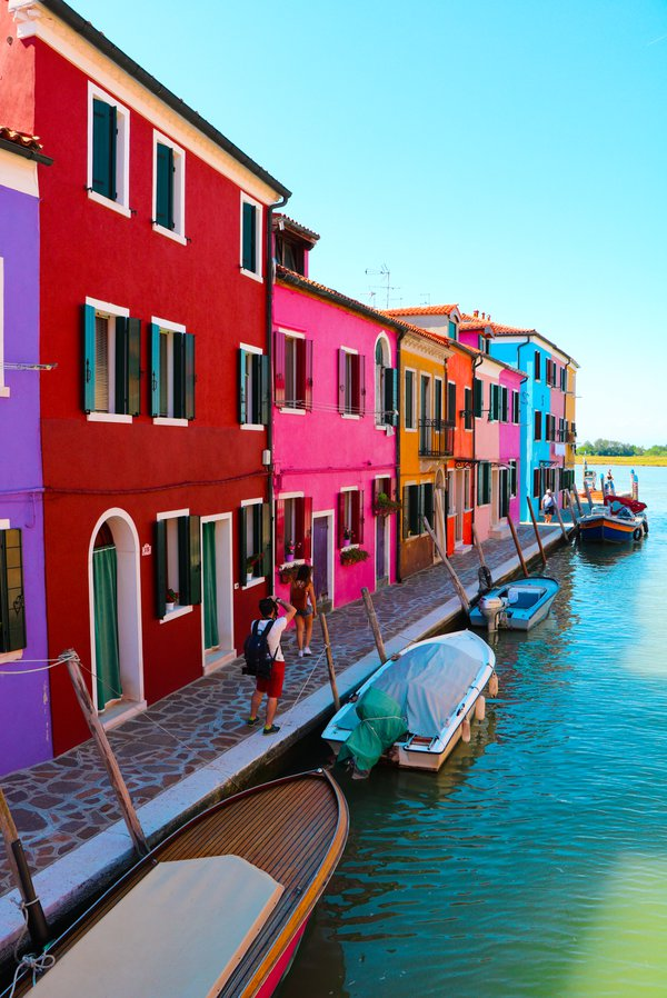 Colours of Life in Burano thumbnail