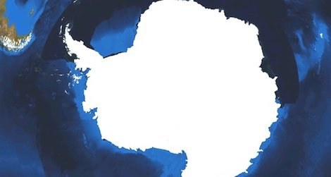 Plastic debris and particles are now turning up in the ocean waters surrounding Antarctica.