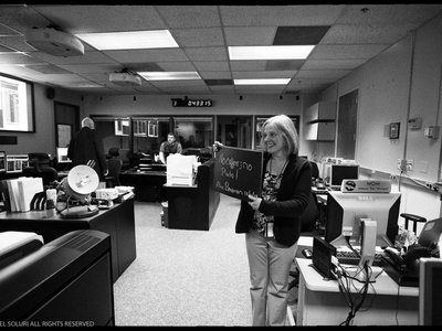 Mission operations manager Alice Bowman shares the real secret behind the Pluto flyby in December 2014.