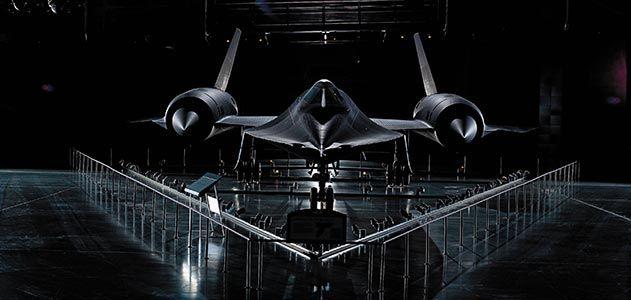 SR-71 aircraft