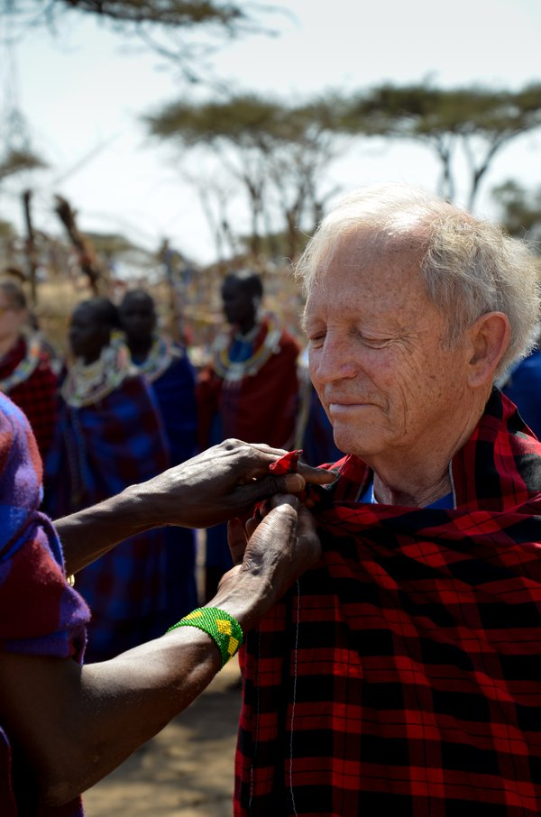 Jim's Introduction to the Maasai thumbnail