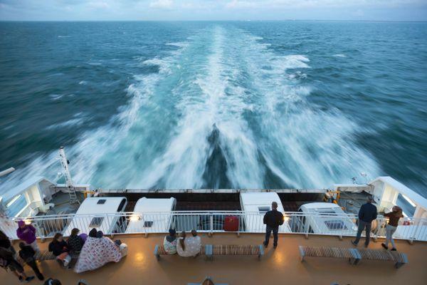 "Ferry ""Сolorline"" Hirtshals - Kristiansand thumbnail"