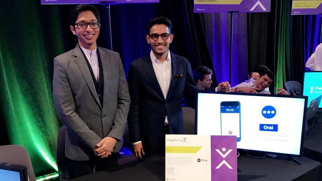 An App to Make You a Better Public Speaker