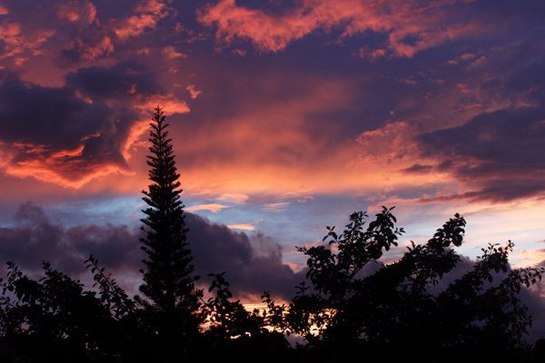 Sunset in Costa Rica thumbnail