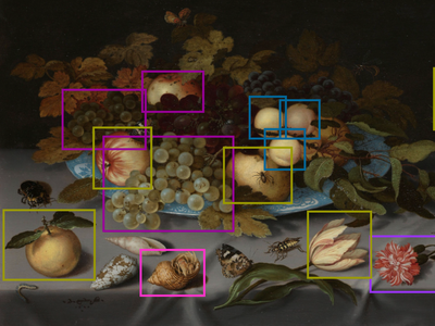 Scholars will use A.I. to identify references to specific scents in artwork and texts.