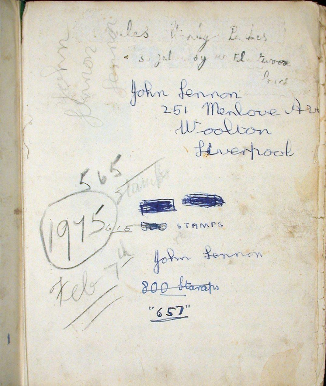 Before He Was a Musician, John Lennon Was a Philatelist