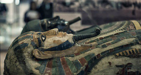 Mummies at the Manchester Museum