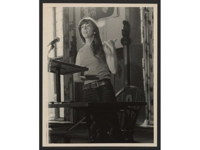 Naomi Weisstein was a feminist activist, a neuropsychologist and, for a brief time, a rock 'n roll musician.