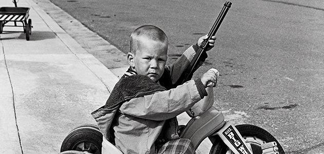 Richie Ferguson age 4
