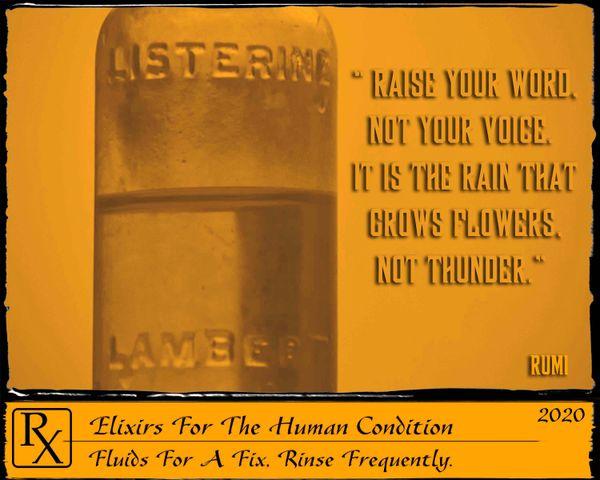 Elixire For The Human Condition: Fluids For A Fix thumbnail