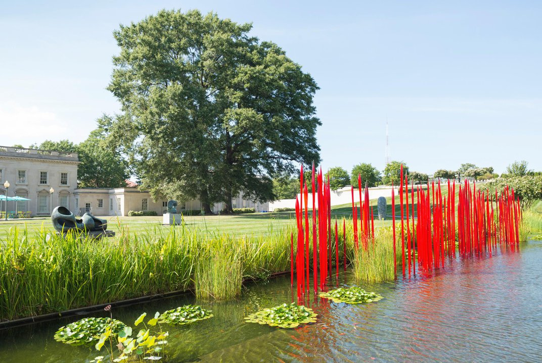 Are Sculpture Parks Having a Moment in the Sun?