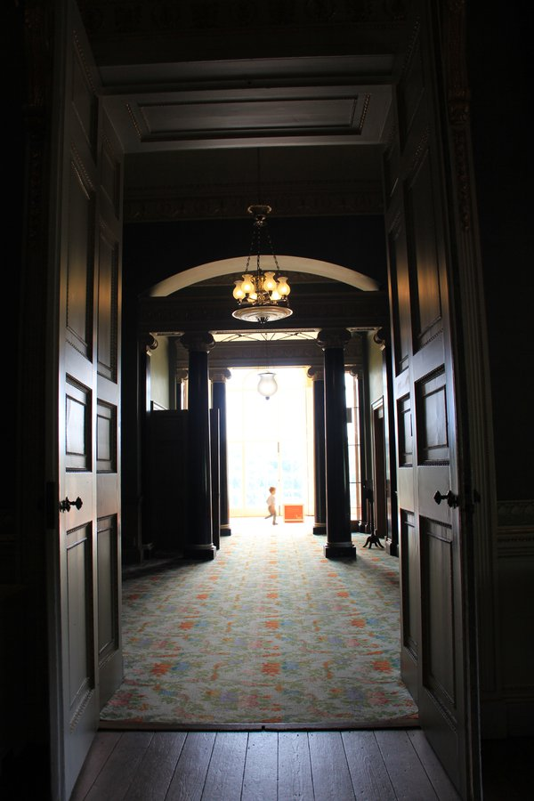 A hallway in Kenwood House thumbnail