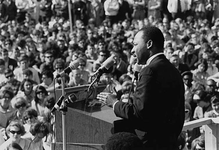 This Theologian Helped MLK See the Value of Nonviolence