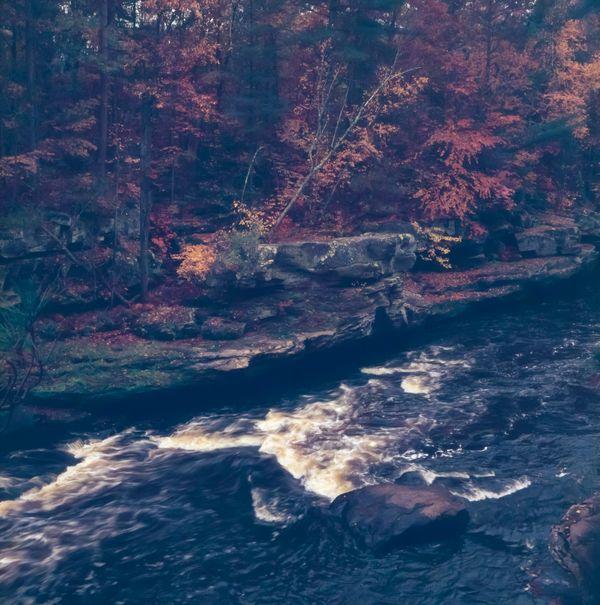 Kettle River Rapids in Autumn thumbnail
