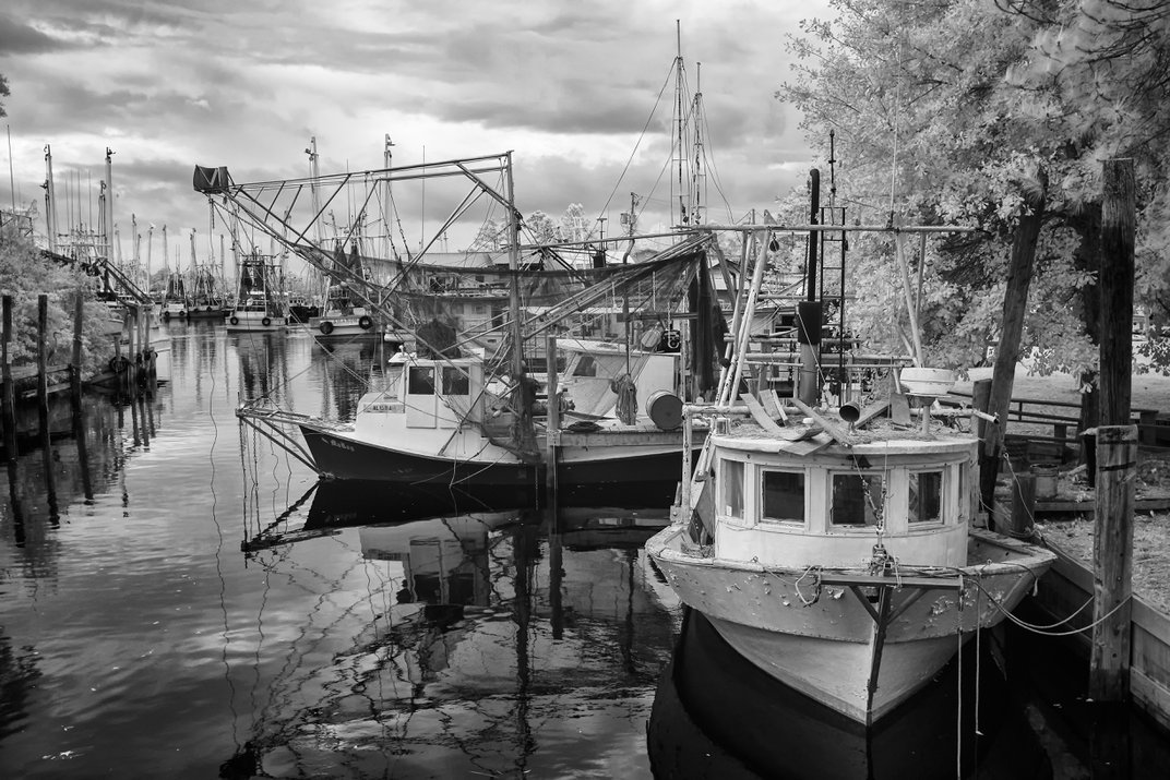 Bayou La Batre Shrimpers And Fishing Boats Smithsonian Photo Contest Smithsonian Magazine