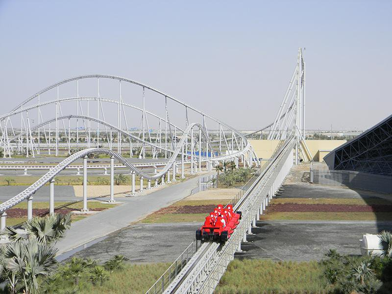 14 Fun Facts About Roller Coasters
