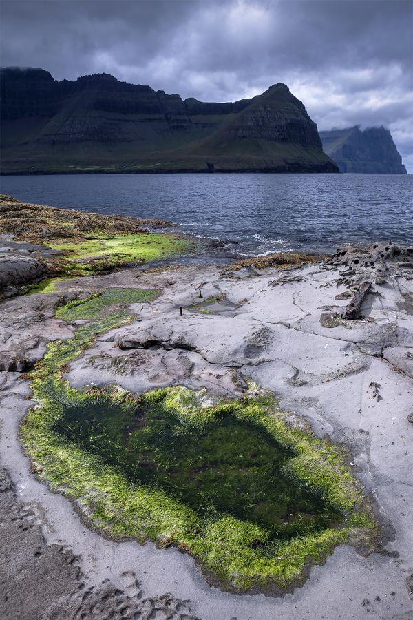 Beautiful pondle in Faroe thumbnail