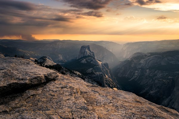 Above the Clouds in Yosemite National Park thumbnail