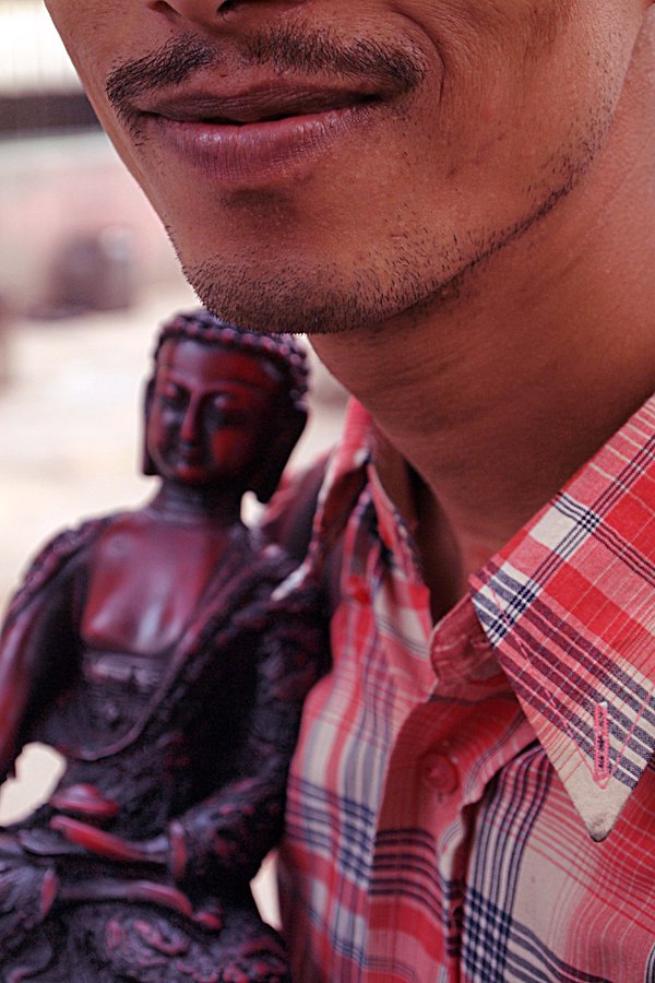 THE BUDDHA'S SALESMAN thumbnail