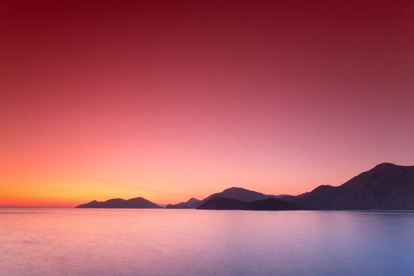 Scarlet sunset thumbnail