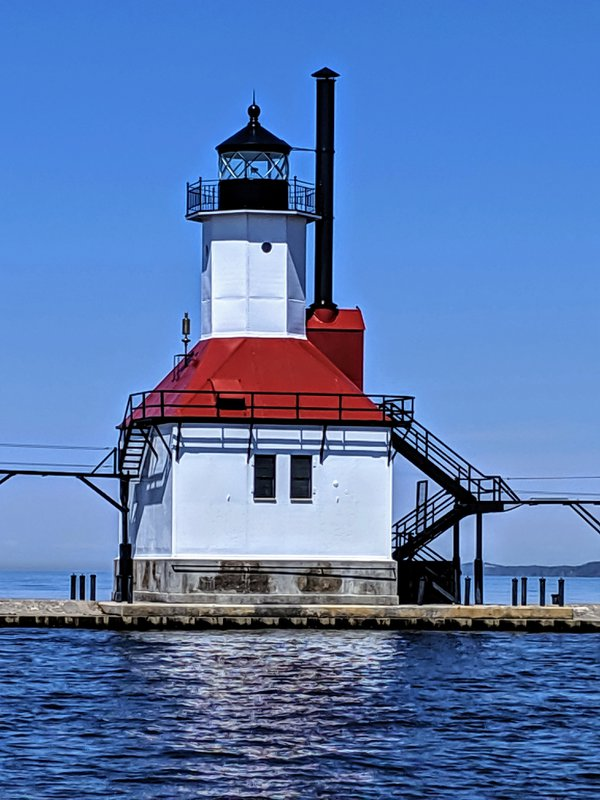 St.Joseph North Pier Lighthouse thumbnail