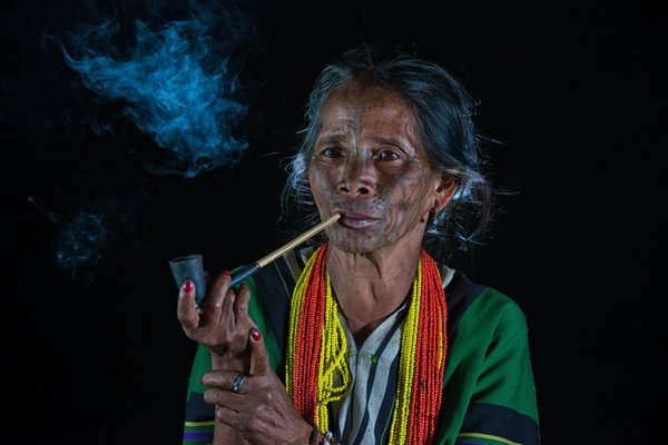 old woman thumbnail