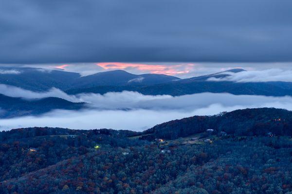 Sunset on Sugar Mountain thumbnail
