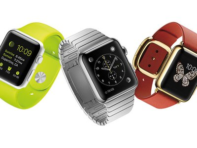 Apple recently announced three models of its Apple Watch.