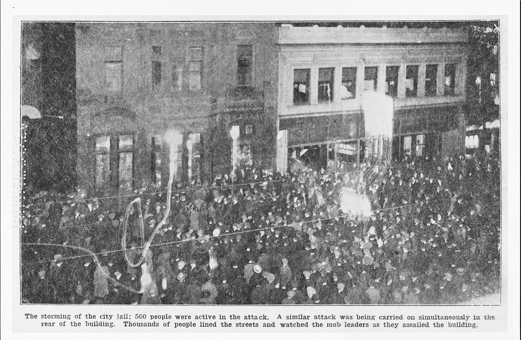 One Hundred Years Ago, a Lynch Mob Killed Three Men in Minnesota