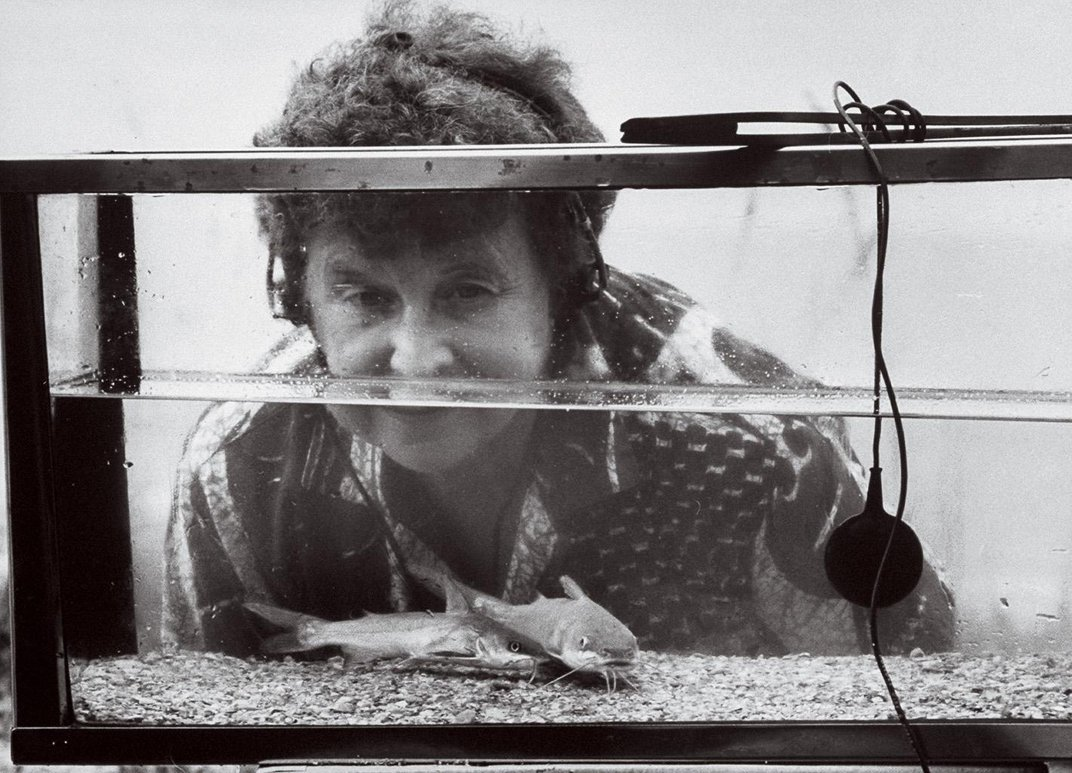 Biologist Marie Fish Catalogued the Sounds of the Ocean for the World to Hear