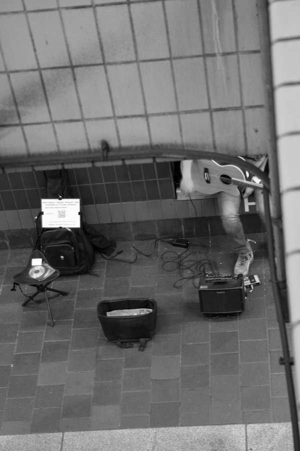 Red Line musician in Cambridge, MA thumbnail