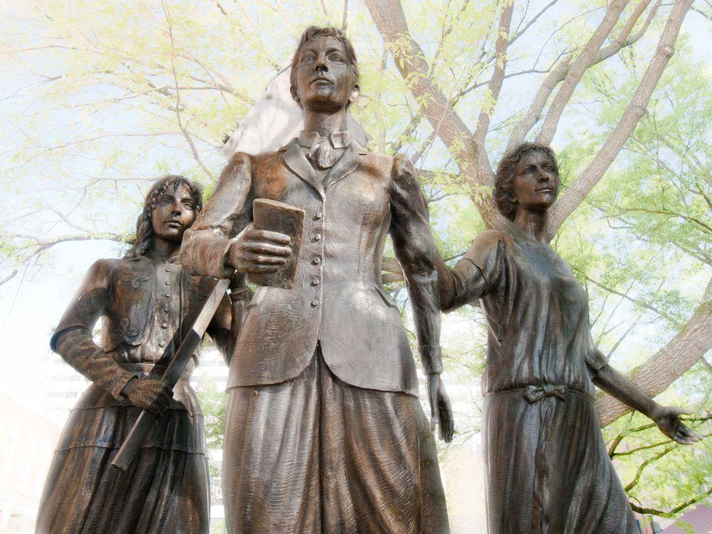 Women Suffrage Memorial