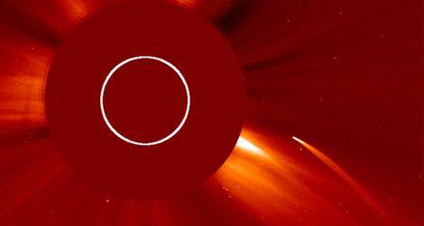 The C/2011 N3 comet