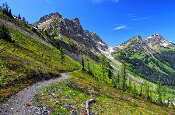 Going the Distance on the Pacific Crest Trail